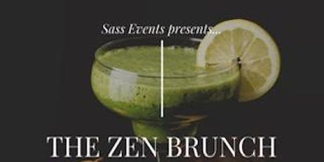 The Zen Brunch: Holistic Healing & Mental Fitness tickets