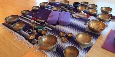 Sound Healing Ceremony tickets