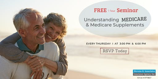 Understanding Medicare & Medicare Supplements Seminar