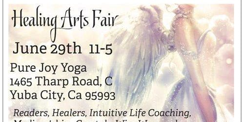 Holistic Healing Arts Fair