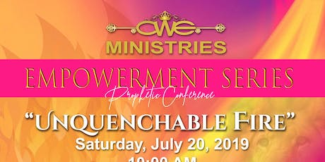 CWE Ministries Empowerment Conference tickets