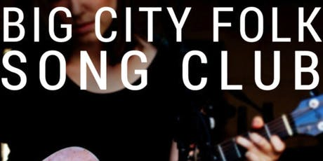 Big City Folk Presents: Niall Connolly, Karen Dahlstrom, and E.W. Harris