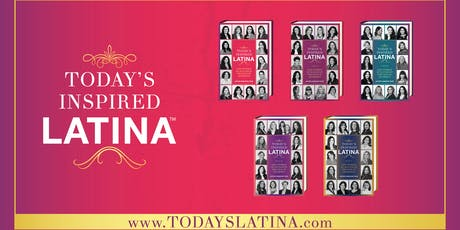 Today's Inspired Latina Volume VI Europe Book Launch tickets