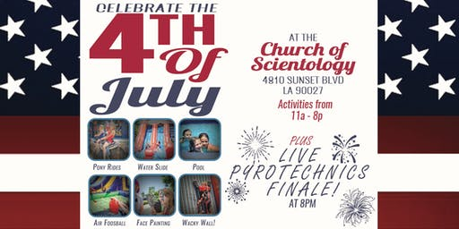 July 4th Celebration!