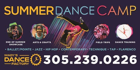 Summer Dance Camp tickets