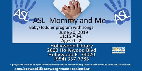 Sign Language for Babies/Toddlers tickets