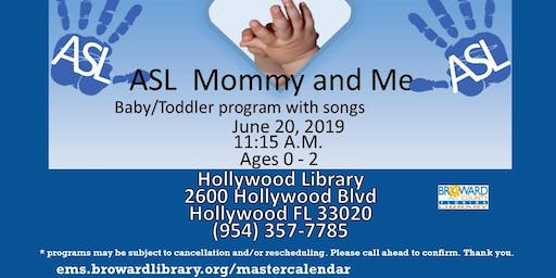 Sign Language for Babies/Toddlers