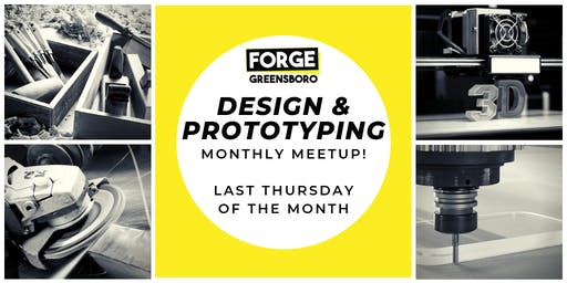 Design & Prototyping Meetup