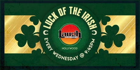 Ken Jeong, Fahim Anwar, and more - Luck of the Irish! tickets