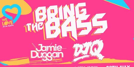 Bring the Bass w/ Jamie Duggan & DJ Q  tickets