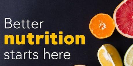 Better You Nutrition Program tickets