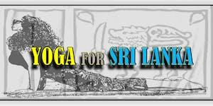 Social Justice Yoga For Sri Lanka: A Fundraiser Series...