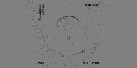 8th Annual Design Assembly Pub Quiz — Wellington 2019 tickets