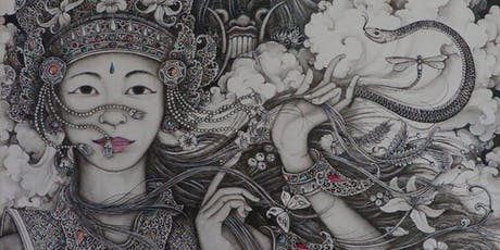 Balinese Painting Workshop with I Madé Moja tickets