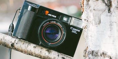 Ilford Film Photography Walk