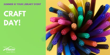 Craft Day! at Penryn Library tickets