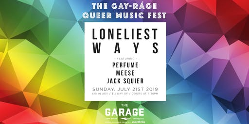 The Gay-ráge Queer Music Fest