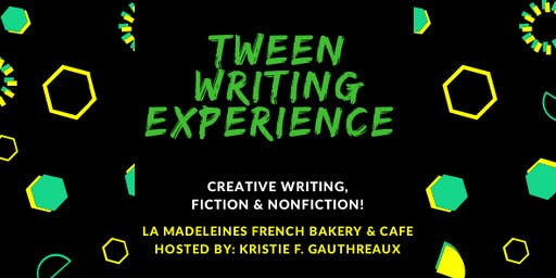 Tween Writing Experience
