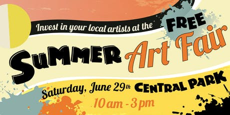 SCV Summer Art Fair tickets
