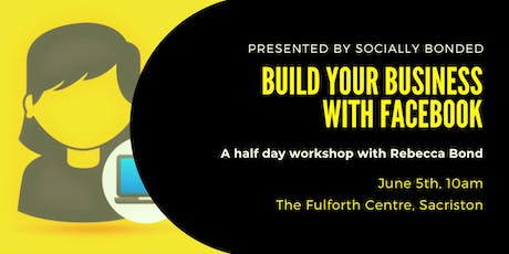 Build your business with Facebook tickets