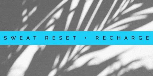 SWEAT RESET + RECHARGE