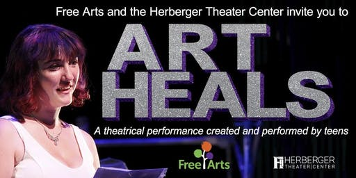 ART HEALS: A Free Arts Theater Camp Performance