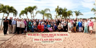 55th year reunion: WCHS Class of '64