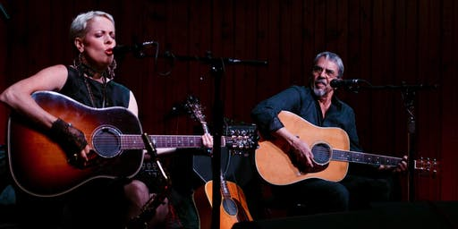 Bobby Whitlock & Coco Carmel