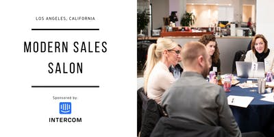 """Modern Sales Pro Salon - LA #3 - """"Automation & Inbound"""" Night"""
