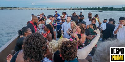 THE 90'S HIP HOP | R&B BOAT PARTY 7.14.19