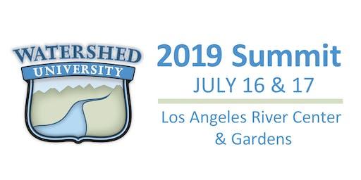 Watershed University: 2019 Summit