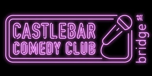 Castlebar Comedy Club - June