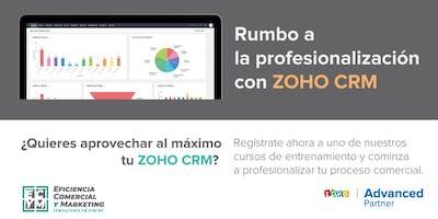 Uso y manejo ZOHO CRM (estándar)