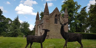 Scone Palace Grounds and Perth Hill Walk (£28.00)
