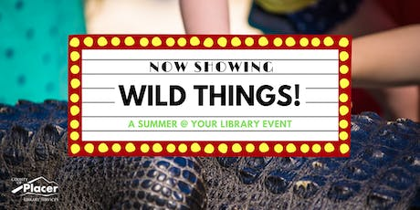 Wild Things! hosted by Colfax Library tickets