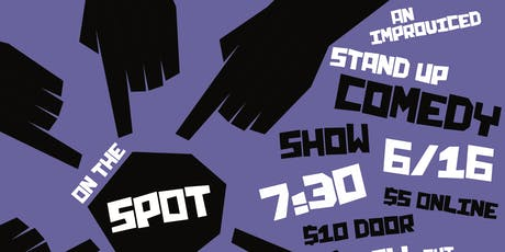 On The Spot: Improvised Stand Up tickets