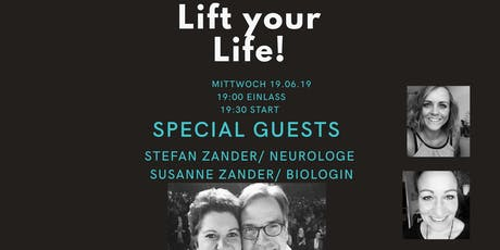 Lift your Life- you only live once! Tickets