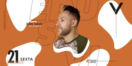 VIV Mizik - Show Edu Savi ingressos