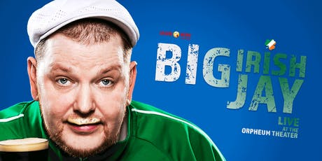 Anger Management Comedy featuring: Big Irish Jay tickets