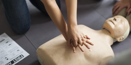CPR for Adult/Child/Infant  tickets
