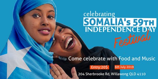 Somalia's 59th Independence day Festival