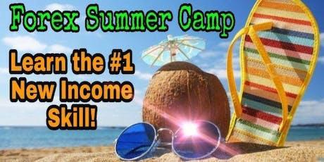 Forex Summer Camp tickets