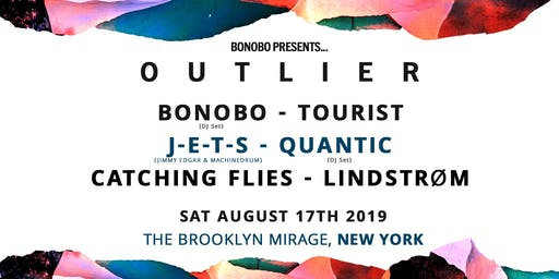 Bonobo Presents OUTLIER - Brooklyn, NY