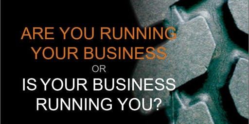 Are You Running Your Business?