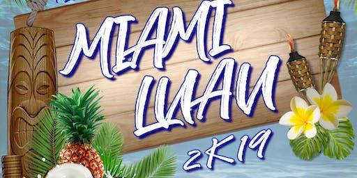 Miami Luau 2k19