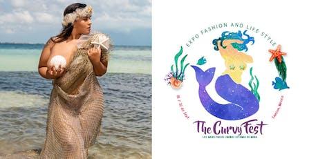 Casting CDMX The Curvy Fest tickets