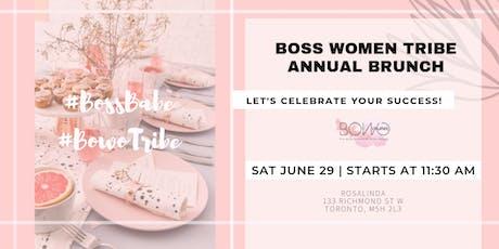 Toronto Boss Women Tribe Brunch tickets