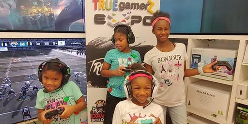 True Gamerz Expo