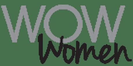 WOW Women Dinner 26 June 2019 tickets