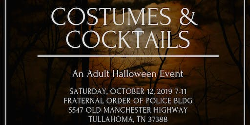 Costumes & Cocktails: An Adult Halloween Party